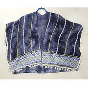 Tie-dye Poncho Ebolle Fashion Accessories Co. Ltd