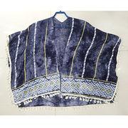 China Tie-dye Poncho