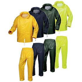 Rain suit from China (mainland)