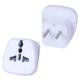 AC Travel Adapter for 110 to 240V Power, Convertible for EUR to UK Power Plug from UPO Technical Products Ltd