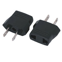 AC Travel Adapter for 110 to 250V Power, Convertible for the US to EUR Power Plugs from UPO Technical Products Ltd