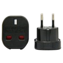 AC Travel Converter with 110 to 250V Power Output, Convertible for US to EUR Power Plug Adapter from UPO Technical Products Ltd
