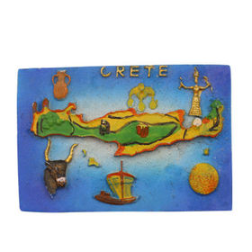 Hand painted Souvenir Crete Greece from China (mainland)
