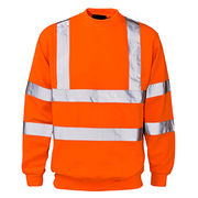 ANSI107 Approved Reflective Safety Fleece Jacket from China (mainland)