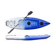 Kayaks sporting boat