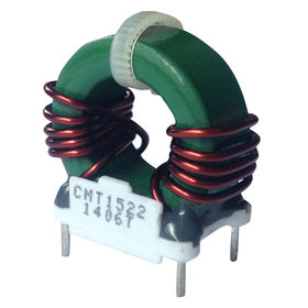 Toroidal Power Choke, Through Hole Common Mode Choke, OEM/ODM are Accepted, RoHS Directive-compliant from Meisongbei Electronics Co. Ltd