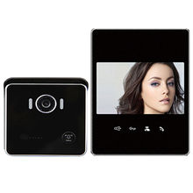 4 wired video doorphones from China (mainland)