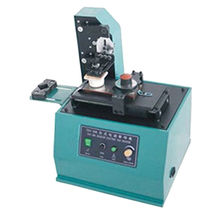 Electric Pad Printer from India