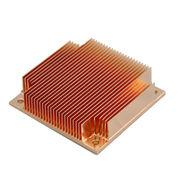 Copper heatsink for aviation series computer motherboard from Sunyon Industry Co. Ltd Dongguan