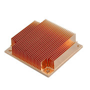 Copper heatsink from China (mainland)