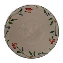 Ceramic salad bowl from China (mainland)
