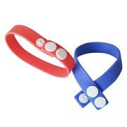 Promotional Silicone Wristbands from Hong Kong SAR