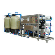 RO Water Treatment Equipment, Safe/Reliable Electrical System, Can Make Pure Water and CE Standard