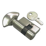 European Brass Cylinder for Glass Lock from Door & Window Hardware Co