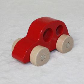 China 2016 wholesale fashion kid's wooden mini car toys