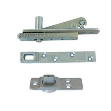 Door pivot hinge, center mounting, top and bottom pivot asembly from Door & Window Hardware Co