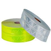 CE Approved PVC Reflective Tape from China (mainland)