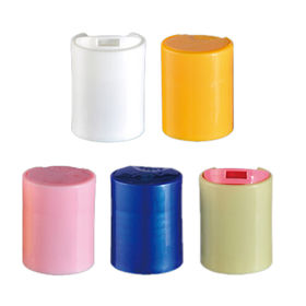 Plastic Disc Cap for Plastic Bottle