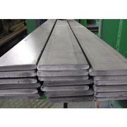 Hot-rolled steel flat bar from China (mainland)