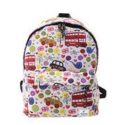 China Girls' child school backpack