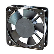 13538 Aluminum Housing Plastic Impeller AC Axial Fan from UC Electromechanical Technology Co.,Ltd