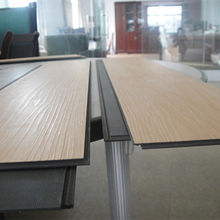 PVC vinyl floor tiles from China (mainland)