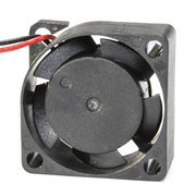 25x25x10mm Fiber glass Thermoplastic Housing and Impeller DC Axial Fan from UC Electromechanical Technology Co.,Ltd