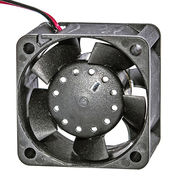 High air impedance DC cooling fan 4020 for high temperature enviroment from UC Electromechanical Technology Co.,Ltd
