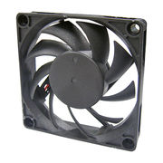 High air impedance DC cooling fan, 7015, for high temperature environment from UC Electromechanical Technology Co.,Ltd