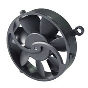 30x30x8mm Fiber Glass Thermoplastic Housing and Impeller DC Axial Fan from UC Electromechanical Technology Co.,Ltd
