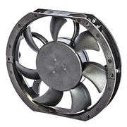 172x147x25mm Aluminum Housing Plastic Impeller DC Axial Fan from UC Electromechanical Technology Co.,Ltd