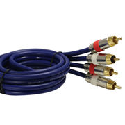 Metal 2-2RCA cable from China (mainland)