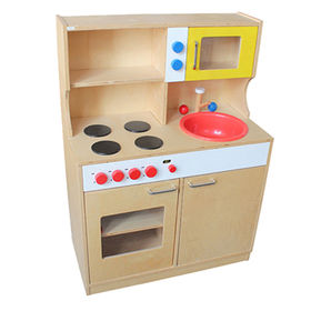 China Wooden kitchen furniture toy