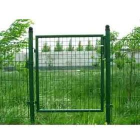 China Decorative metal garden gate