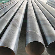SSAW spiral welded steel pipe from China (mainland)