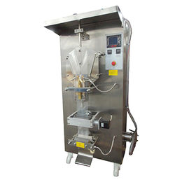 China CE Automatic Liquid Pillow Filling Machine