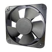 230V/200x200x60mm aluminum die-cast EC fans
