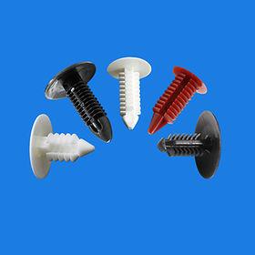 Nylon plastic pin tree rivet from Ganzhou Heying Universal Parts Co.,Ltd