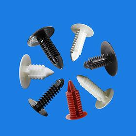 Plastic push rivet from Ganzhou Heying Universal Parts Co.,Ltd