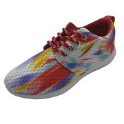 Fashion Camo Leisure Colorful Printing Casual Shoes from Xiamen Wayabloom Industry Co., Ltd