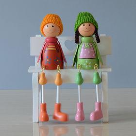 Children's wooden promotion gift