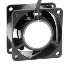 60x60x30mm Aluminum Housing Plastic Impeller DC Axial Fan from UC Electromechanical Technology Co.,Ltd