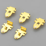 Brass connector terminals from China (mainland)