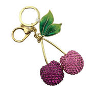 Fashion bag keychain