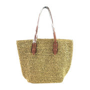 Simple Paper Straw bag from China (mainland)