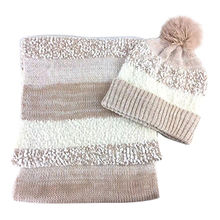 Ladies fashionable knitted hats from Hangzhou Willing Textile Co. Ltd