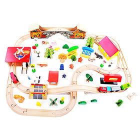 Train toy tracks Manufacturer