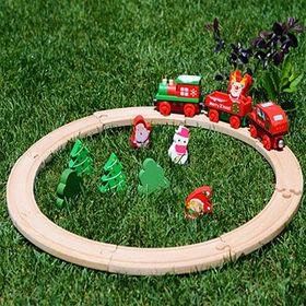 Train tracks table Manufacturer