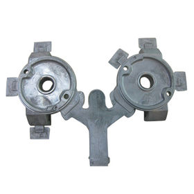 magnesium die casting parts from China (mainland)