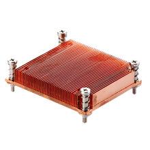 Customized Copper CPU Heatsink from China (mainland)